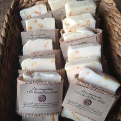 Lemongrass & Calendular Soap