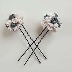 Hair Pin - Bridal/Race/Formal Wear