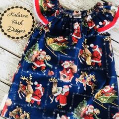Christmas Dress size 1