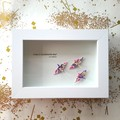 Inspiration - Today is my favourite day - origami artwork - Purple Patch