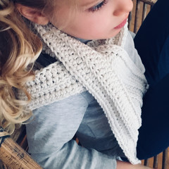 the Tilly & Asher scarf