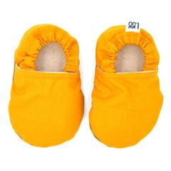 Butterscotch Soft Sole Baby Shoes