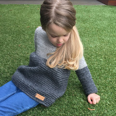 the Lulu & Stampy smock