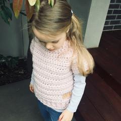 the Flower & Floss sweater