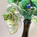 Ecofriendly blooms - green tones