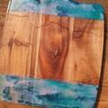 Cheese Board - Mermaid Sparkle