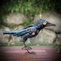 Art Doll Crows and Magpies - Order now for Christmas