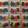 Dinosaur shaped crayons - 12 packs with FREE POSTAGE