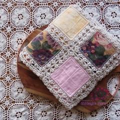 hand made quilt OOAK