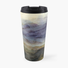 Insulated Travel Mug - five designs