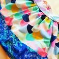 Mermaid twirl skirt - cotton - baby - toddler - children