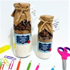 Thanks for Making Learning so SWEET - Cookie Mix in A bottle