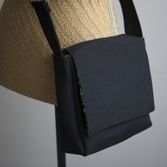 the Everyday Satchel - black