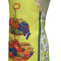 Metro Retro Vintage Tea Towel ORANGES & LEMONS or FRUIT BOWL STAND Apron