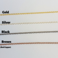 Natural Fluorite gemstone bar Necklace ( Green Purple Healing gemstone )