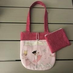 Magic Parade handbag and purse
