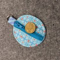 Tiny keyfob zippie