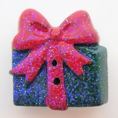Christmas gift brooch