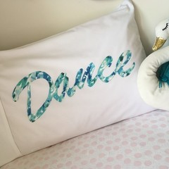 Dance Pillowcase / Pillowslip