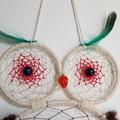 Owl Dream Catcher - Dreamcatcher - Wall hanging