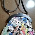 Flowers & Frogs Handbag
