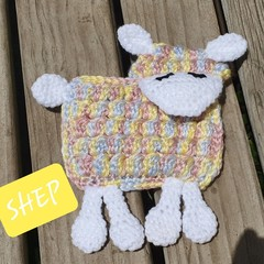 Shep the Sleepy Sheep Cuddles Toy