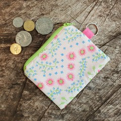 Small Coin PurseFloral