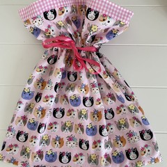 Cat Themed Travel  Bag