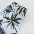 Tropical palm Bandana bib