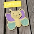 Flutterby the Butterfly Cuddles Toy