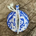 Small Earbud Pouch / Coin Purse