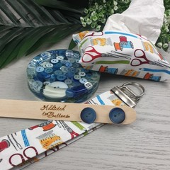 Sewing Button Gift Pack - Great Teacher gift!