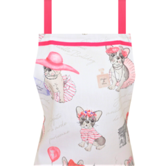 Paris Dog Women's Apron