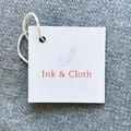 block printed linen table runner, block printed fabric table cloth, boho  