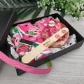 Romantic Roses Button Gift Pack - Great Teacher gift!