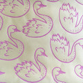 Handprinted wrapping paper| baby girl, Christmas gift wrap, holiday gift wrap