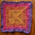 Crocheted Dragonfly Blanket for Baby/Toddler - Assorted Colours Available