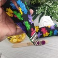 Rainbow Puzzle Button Gift Pack - Great Teacher gift!