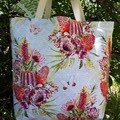 AUSTRALIANA  TOTE (Water-resistant lining)
