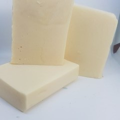 Handmade Coconut & Olive Oil Soap - Nothingness -  Colour and Fragrance Free