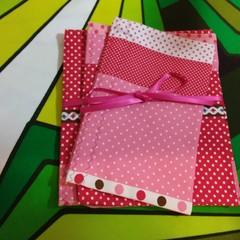 Handy Bags- Funky Dotty Print