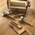 Toys of Wood Kids Tool set