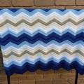 Crochet Afghan Rug