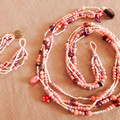 Multi Strand Necklace & Bracelet Set