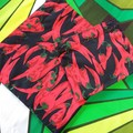 Handy Bags- Red Chilli Print