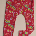 Baby Pants - Pink Pattern