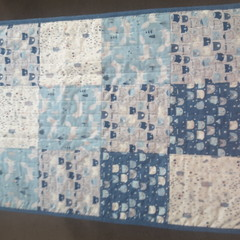 Pram quilt /change mat/play mat