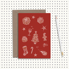 Christmas Prawn