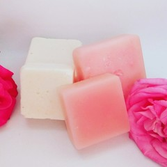 Gardenia and Tuberose Shampoo and Conditioner Bar Set (Large)
