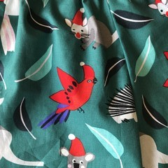 Nollie Christmas Shorts - Christmas by the Eucalyptus